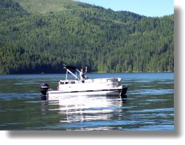 Boating Docks Rentals and Fishing!
