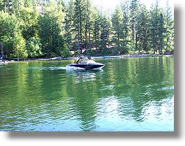 Boating Docks Rentals and Fishing at Silver Beach Resort!