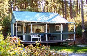Cabin #4 - Silver Beach Resort